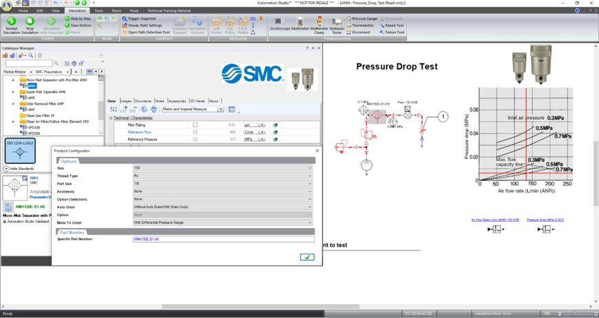 Try it before you buy it: SMC technologies now available in Automation Studio